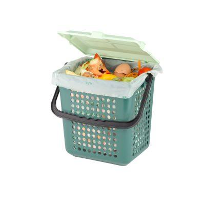 Der Bioabfalleimer AirBox® mit den passenden Mülltüten aus Mater-Bi