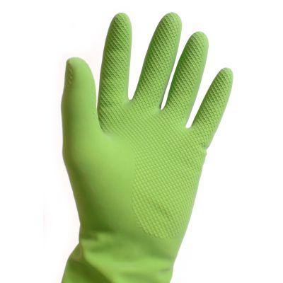 Green & Fair's household gloves are all green