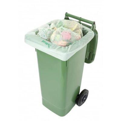 120/140 Lt. kompostierbare Abfallsäcke (10 Stk.)