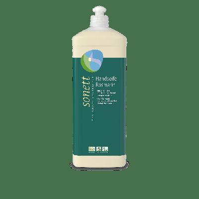 Handseife flüssig Rosmarin Nachfüllflasche 1 Liter