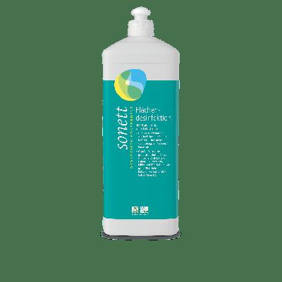 Flächendesinfektion Nachfüllflasche 1 Liter  100% pflanzlich
